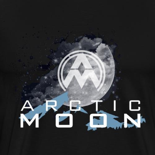 Arctic Moon Design 2 - Men's Premium T-Shirt