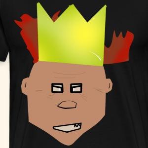 The Queen - Men's Premium T-Shirt
