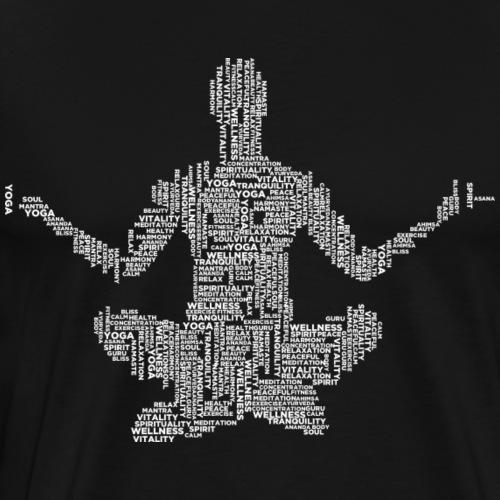 yoga healthy - Men's Premium T-Shirt