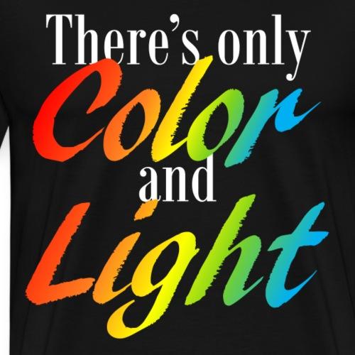 Color and Light - Men's Premium T-Shirt