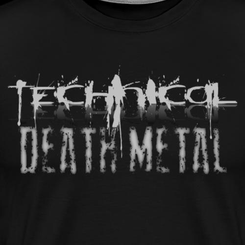 TECHNICAL DEATH METAL - Men's Premium T-Shirt