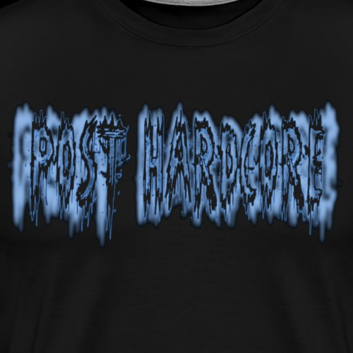 POST HARDCORE - Men's Premium T-Shirt