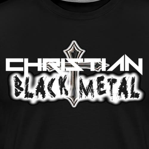 CHRISTIAN BLACK METAL - Men's Premium T-Shirt