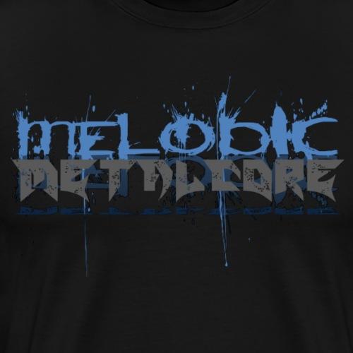 MELODIC METALCORE - Men's Premium T-Shirt