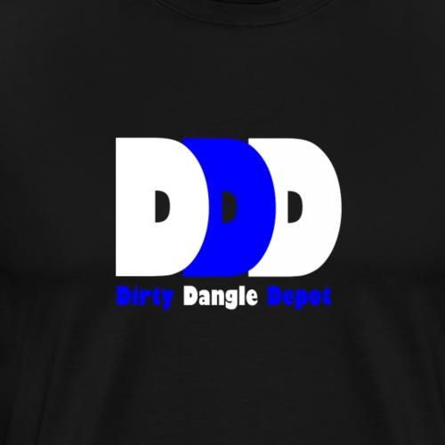 DDD White Royal White - Men's Premium T-Shirt