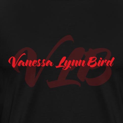 VLB Red Logo - Men's Premium T-Shirt