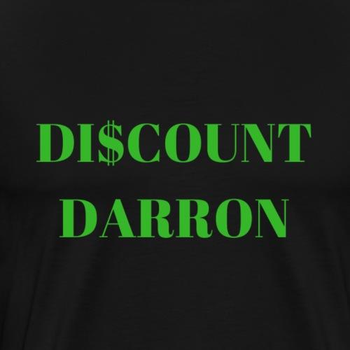 Discount Darron - Men's Premium T-Shirt