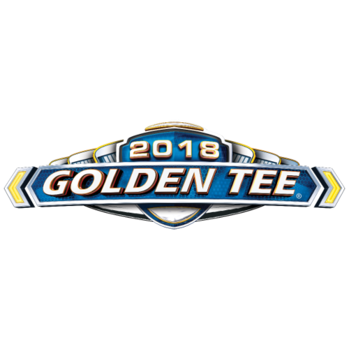 Golden Tee 2018 logo - Men's Premium T-Shirt