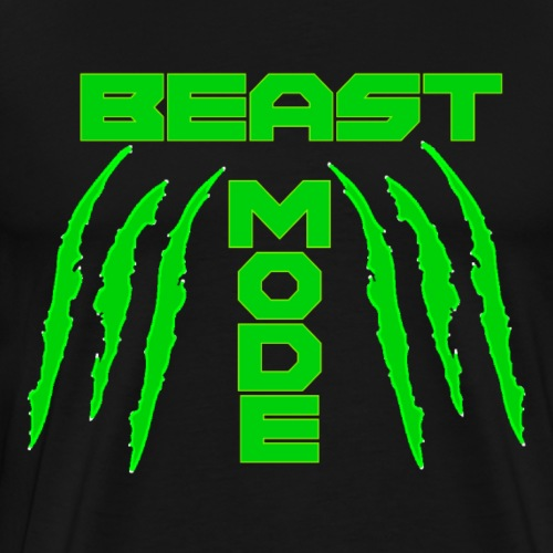 BeastMode1 Claws - Men's Premium T-Shirt