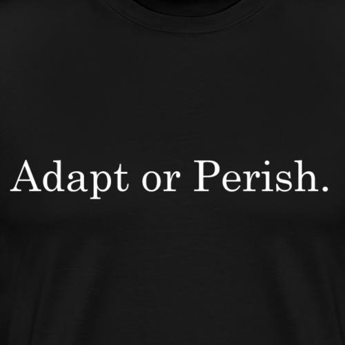 adaptorperish - Men's Premium T-Shirt