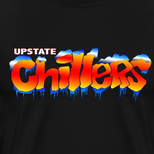 REV1 ORG YELLOW CHILLERS - Men's Premium T-Shirt