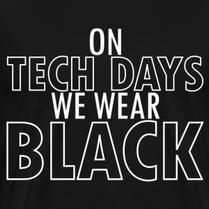 On Tech Days - Men's Premium T-Shirt