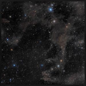 Nebula stars - Men's Premium T-Shirt
