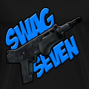 CS:GO SWAG SEVEN - LOGO - Men's Premium T-Shirt