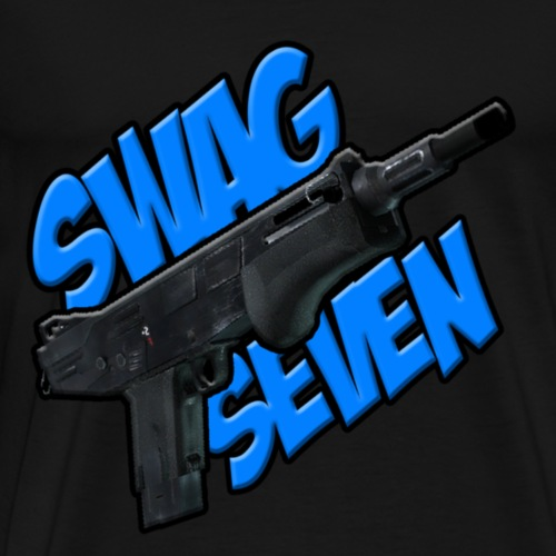CS:GO SWAG SEVEN - LOGO - Men's Premium T-Shirt
