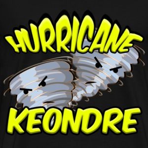 HURRICANE KEONDRE - Men's Premium T-Shirt