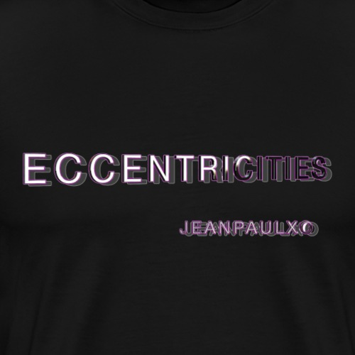 Eccentricities - Men's Premium T-Shirt