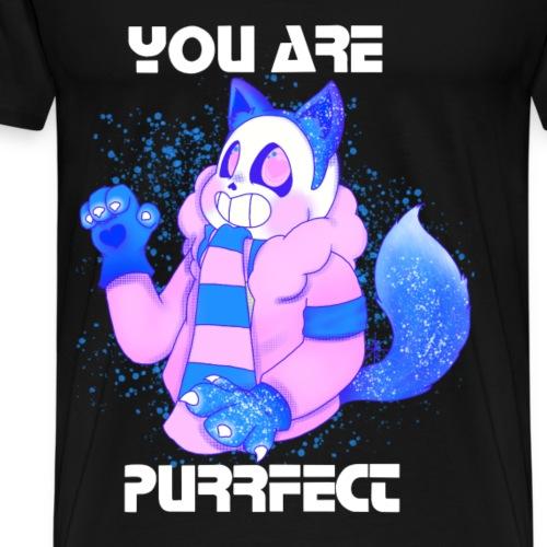 Kitty BG - Men's Premium T-Shirt