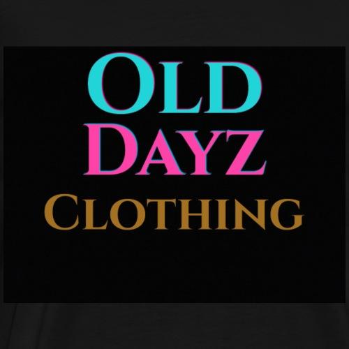 Old Dayz Clothing Plain - Men's Premium T-Shirt