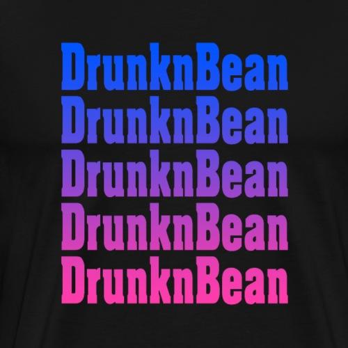 DrunknBean Cool logo - Men's Premium T-Shirt
