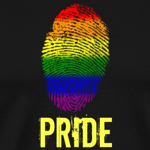 PRIDE PROUD - Men's Premium T-Shirt