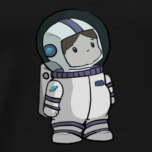 casstronaut - Men's Premium T-Shirt