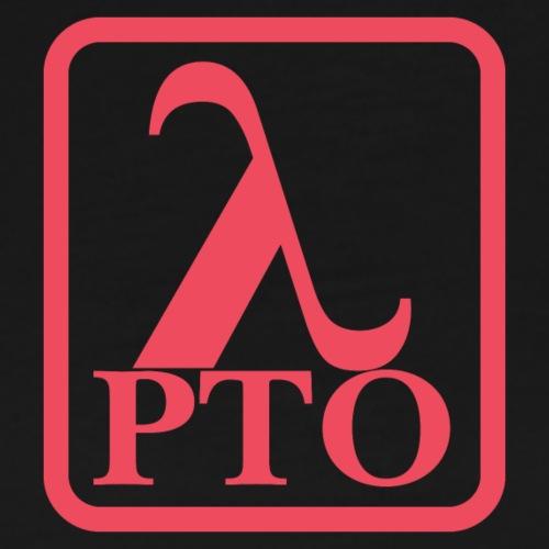 LPTO Logo pink - Men's Premium T-Shirt
