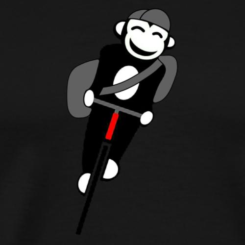 Bike Messenger - Men's Premium T-Shirt