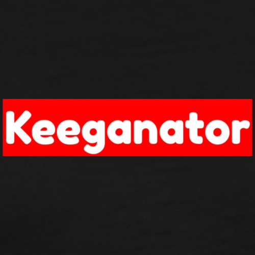 Keeganator design - Men's Premium T-Shirt