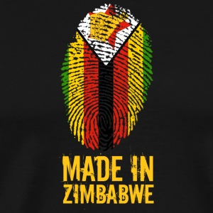 Made In Zimbabwe / Great Zimbabwe - Men's Premium T-Shirt