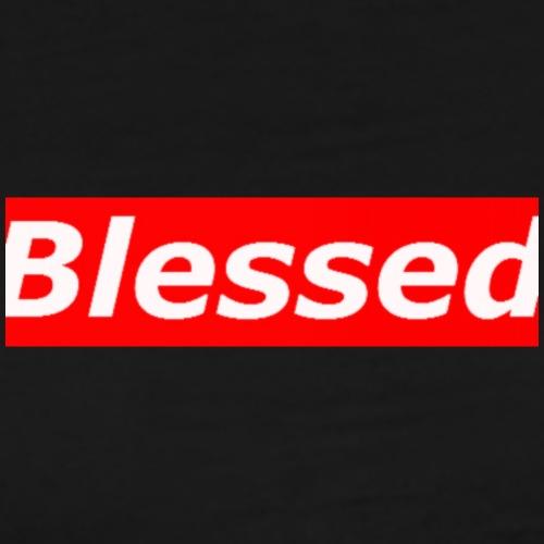 Blessedddddddd - Men's Premium T-Shirt