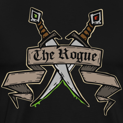 The Rogue - Men's Premium T-Shirt