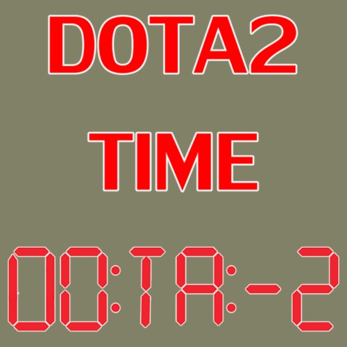 Dota2 time collection - Men's Premium T-Shirt