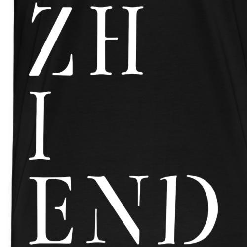 ZHIEND - Men's Premium T-Shirt