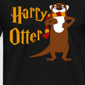 Harry Otter Tee Shirt - Men's Premium T-Shirt