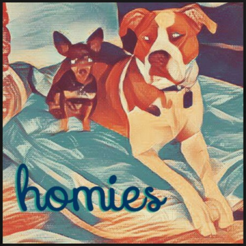 Homies - Men's Premium T-Shirt