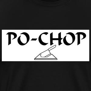 Po-Chop Brand - Men's Premium T-Shirt