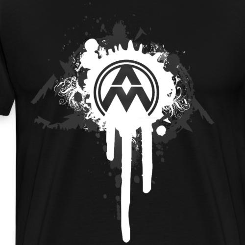 Arctic Moon Design 6 - Men's Premium T-Shirt