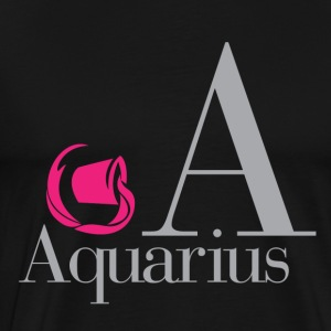 Aquarius by MujerAlchimista.Life - Men's Premium T-Shirt