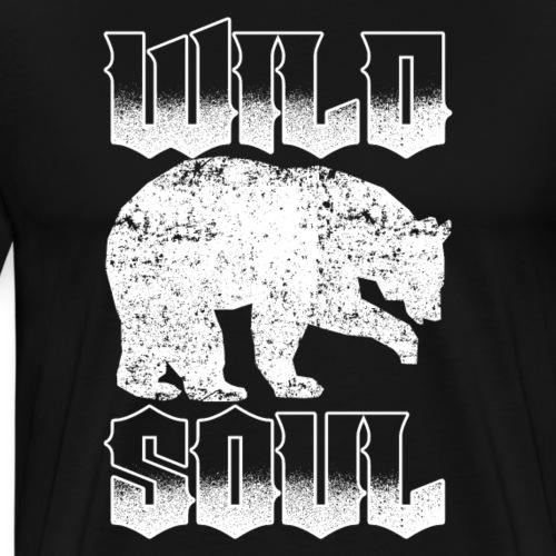 Wild Soul - Men's Premium T-Shirt