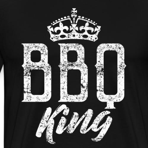 BBQ Barbecue King - Men's Premium T-Shirt