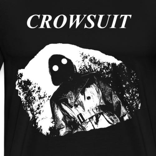 Crowsuit: V1 Logo - Men's Premium T-Shirt