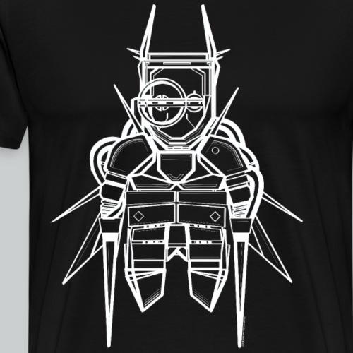 T-shirt Black - Men's Premium T-Shirt