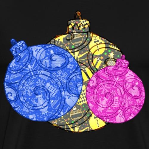 christmas ornament - Men's Premium T-Shirt