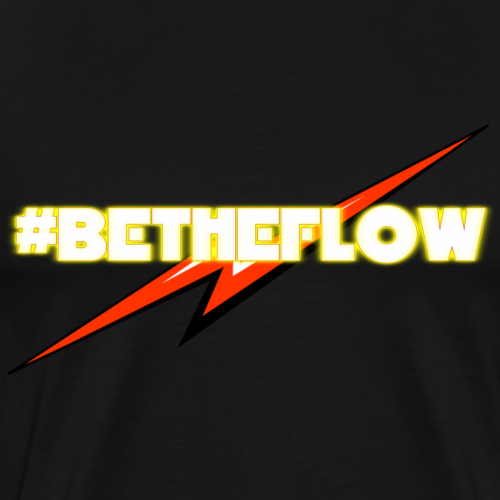 Be The Flow - Men's Premium T-Shirt