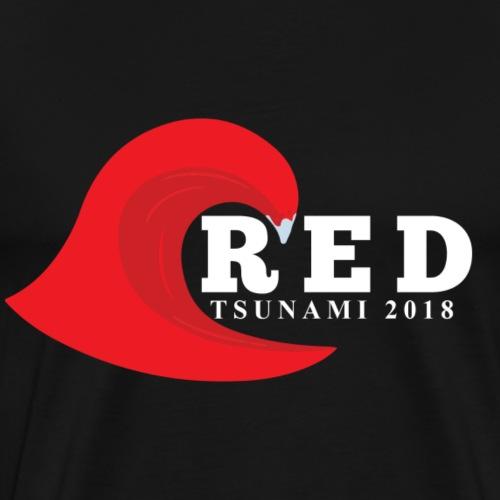 Red Tsunami 2018 - Men's Premium T-Shirt