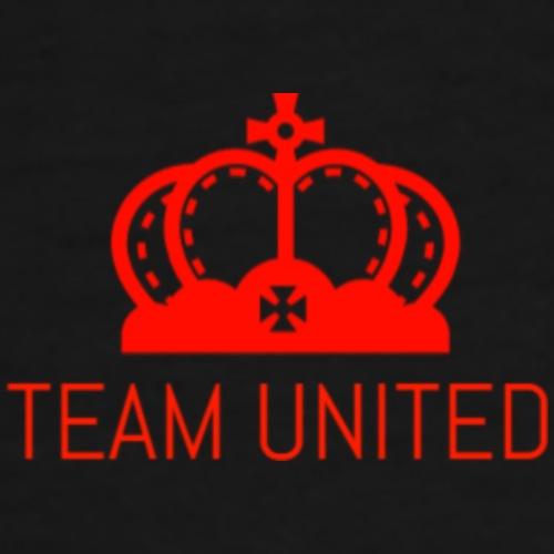 Team United Crown Logo - Men's Premium T-Shirt