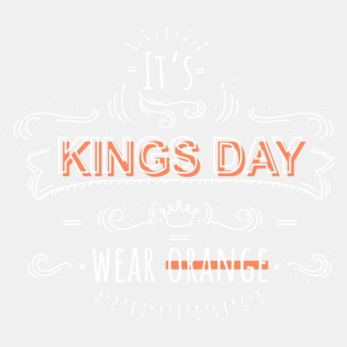 King's Day - Men's Premium T-Shirt