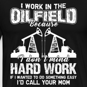 Oilfield Tee Shirt - Men's Premium T-Shirt