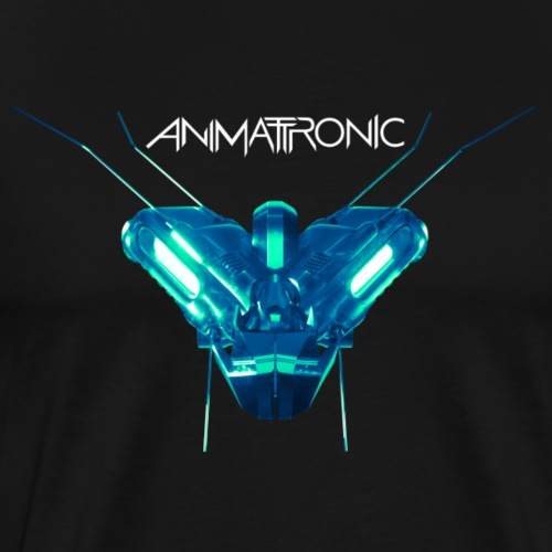 Mantis Blue - Men's Premium T-Shirt